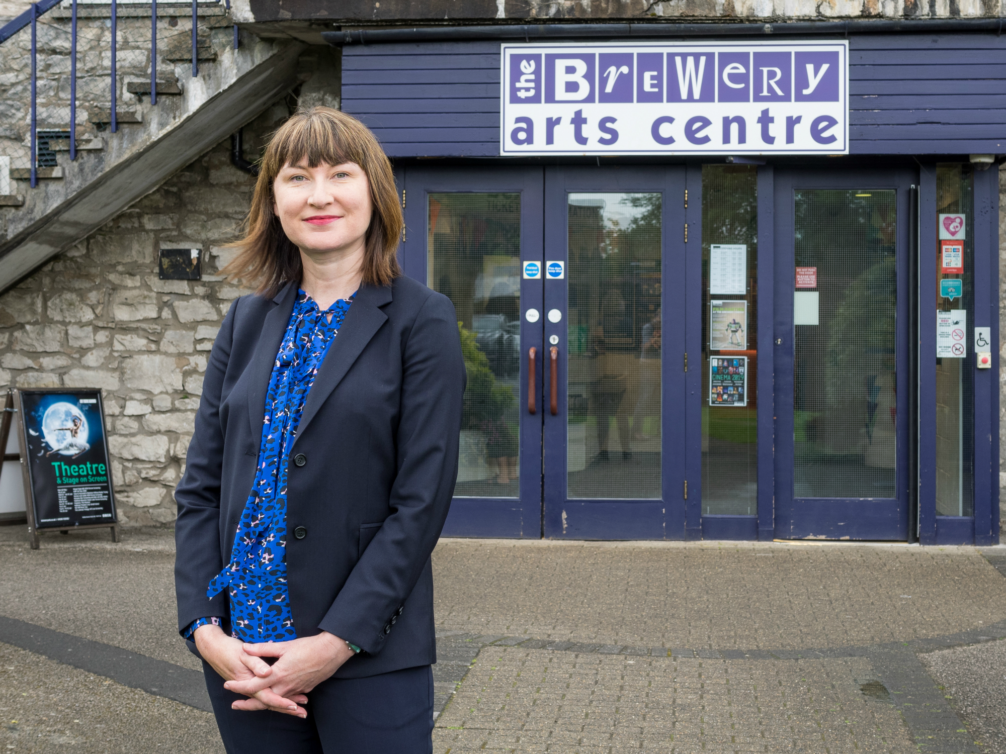 New boss at Kendal arts centre