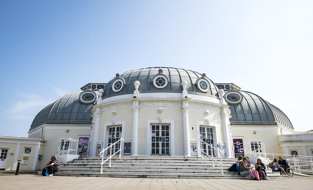 Worthing's theatres leave council control