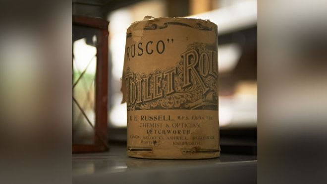 83-year-old toilet roll is best museum object