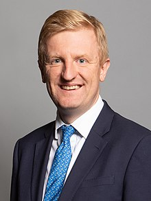 Oliver Dowden is new culture secretary
