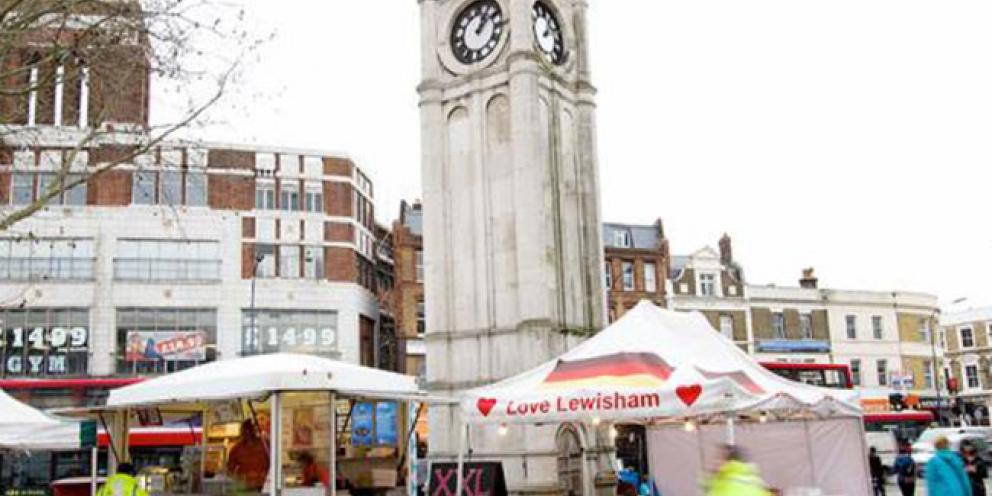 Lewisham, Croydon, are London's new culture hubs
