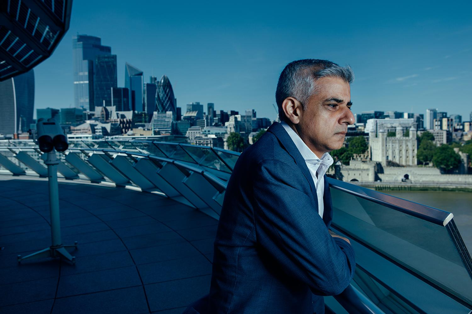 London's Khan welcomes arts rescue scheme  – 'but let's see the small print'