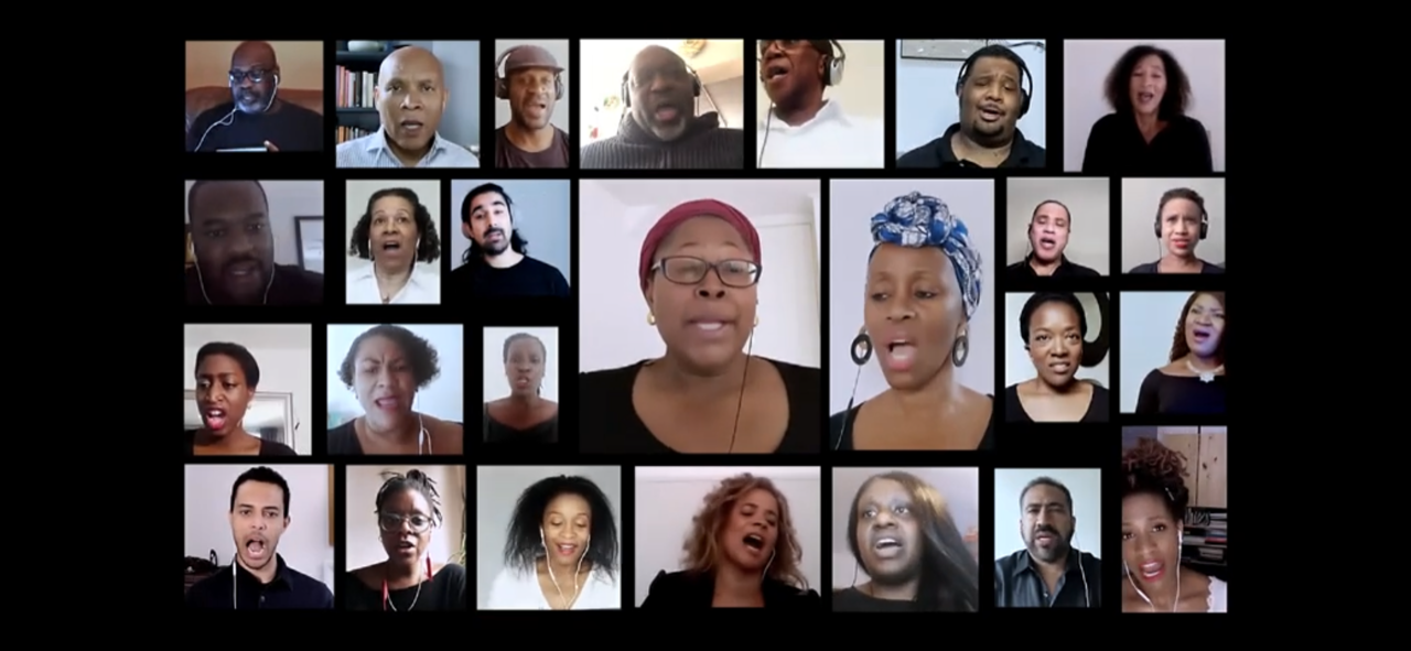 Black opera stars join campaign with 'Make Them Hear You' anthem