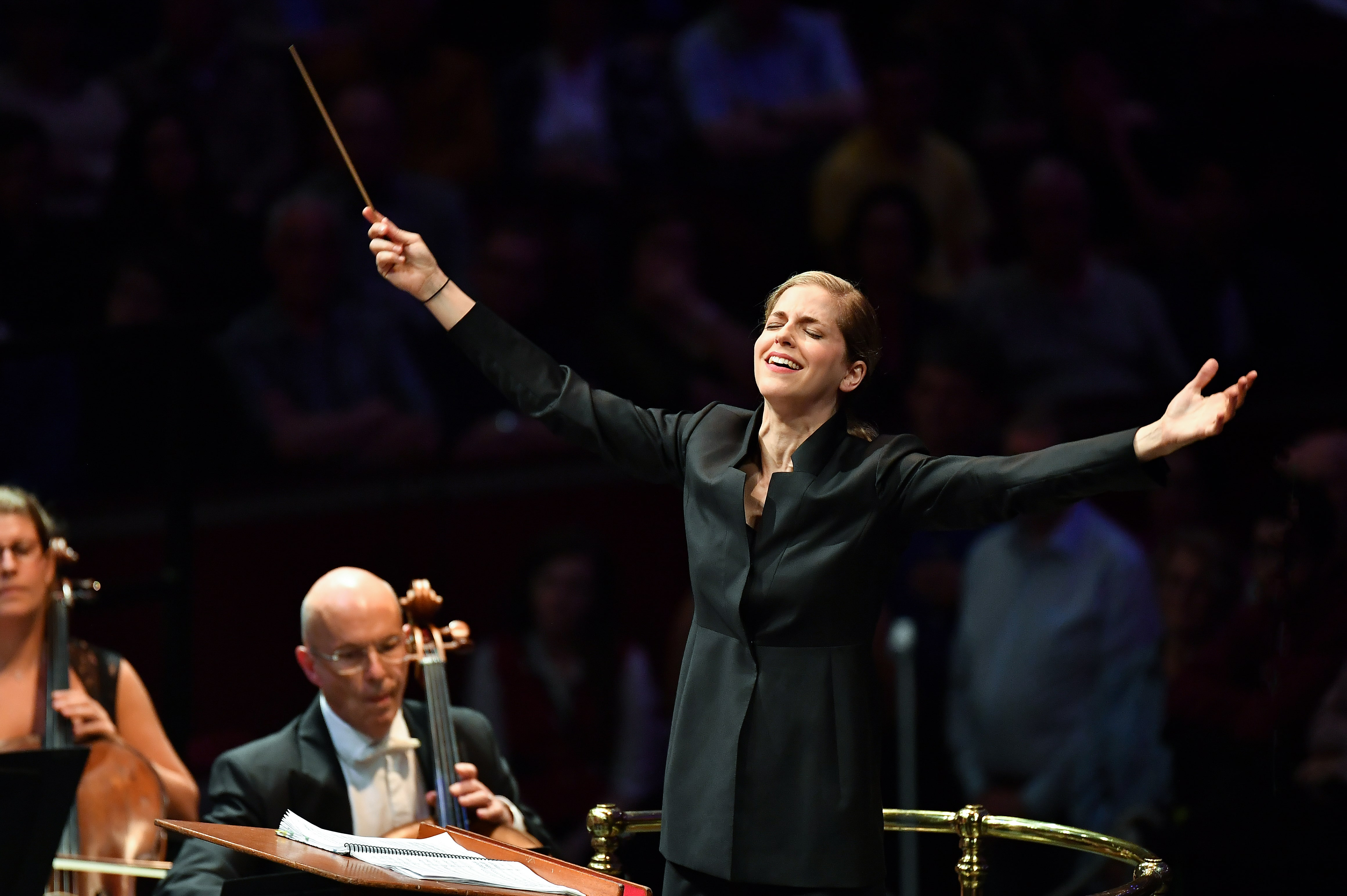 Conductor Karina chosen by LPO