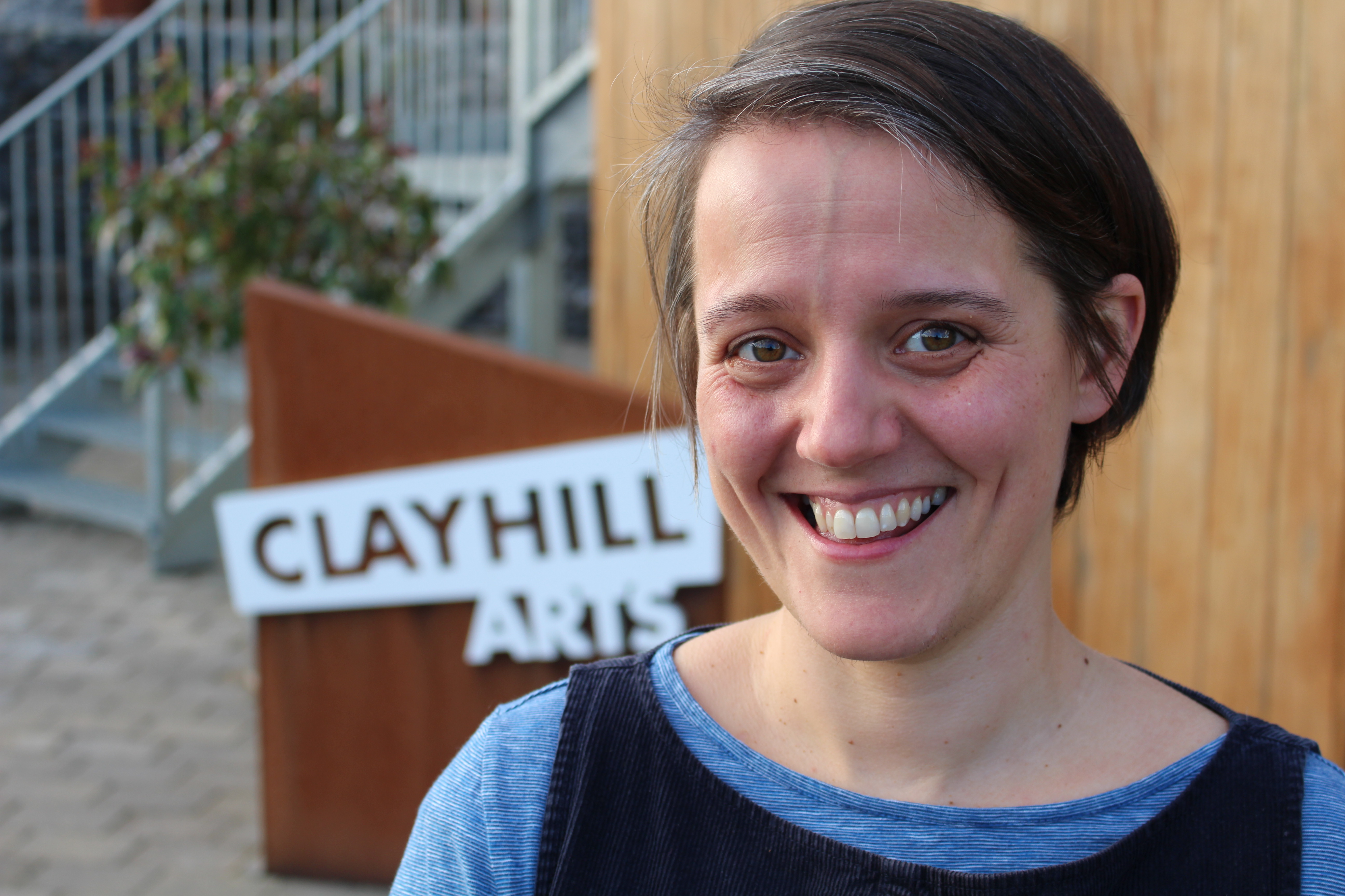 MY STORY   Down on the art farm: Deborah Parkes, co-founder, Clayhill Arts