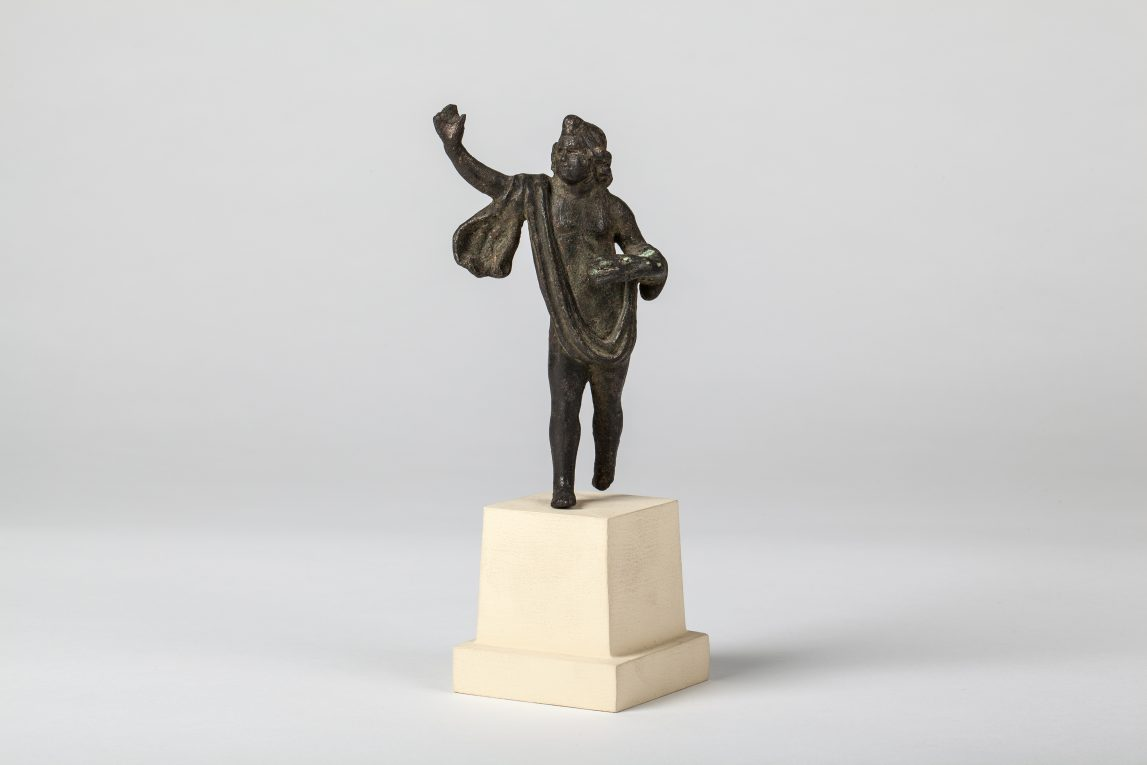 Mystery Roman figure to inspire new music