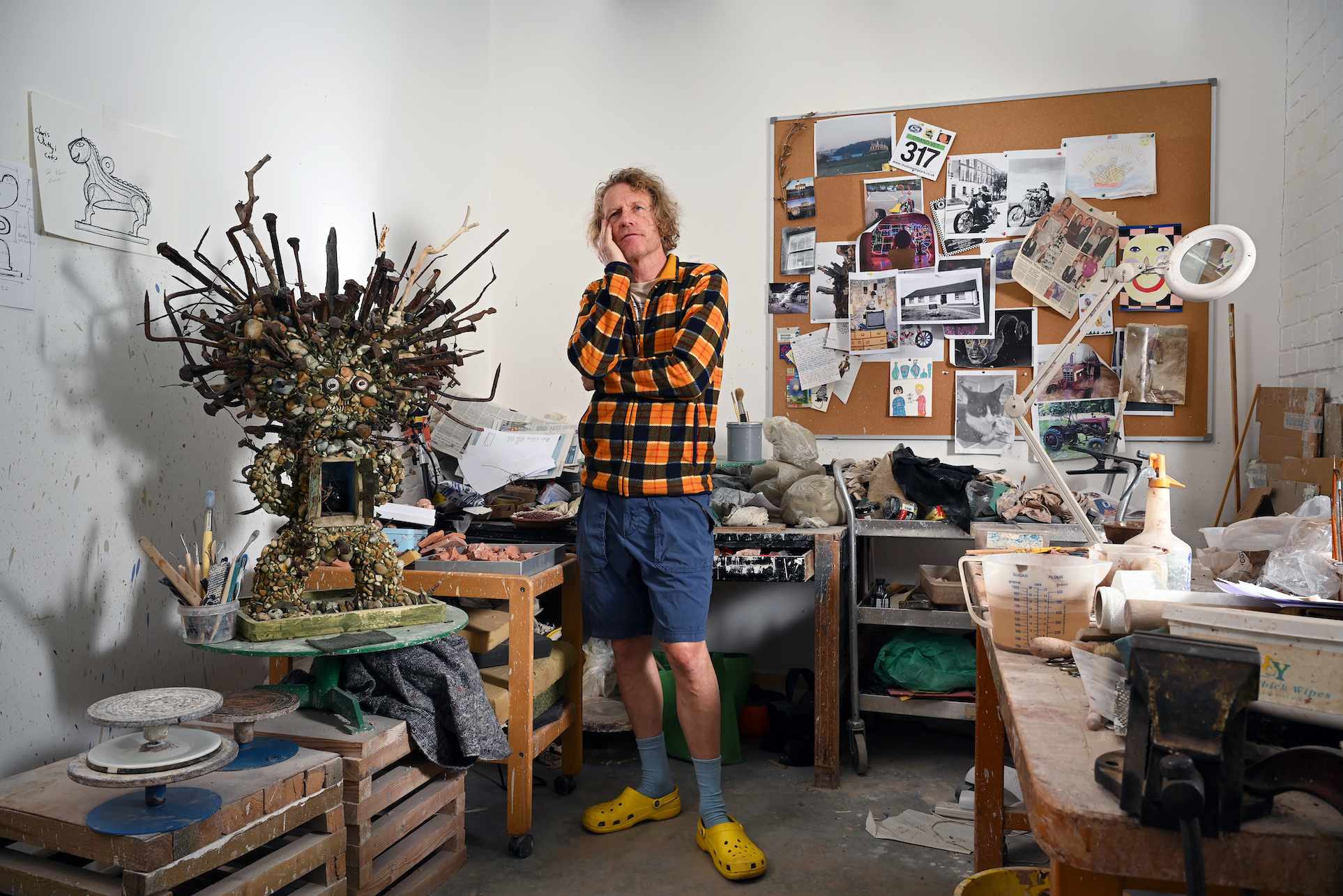 Grayson Perry: 'Some arts orgs need to go'
