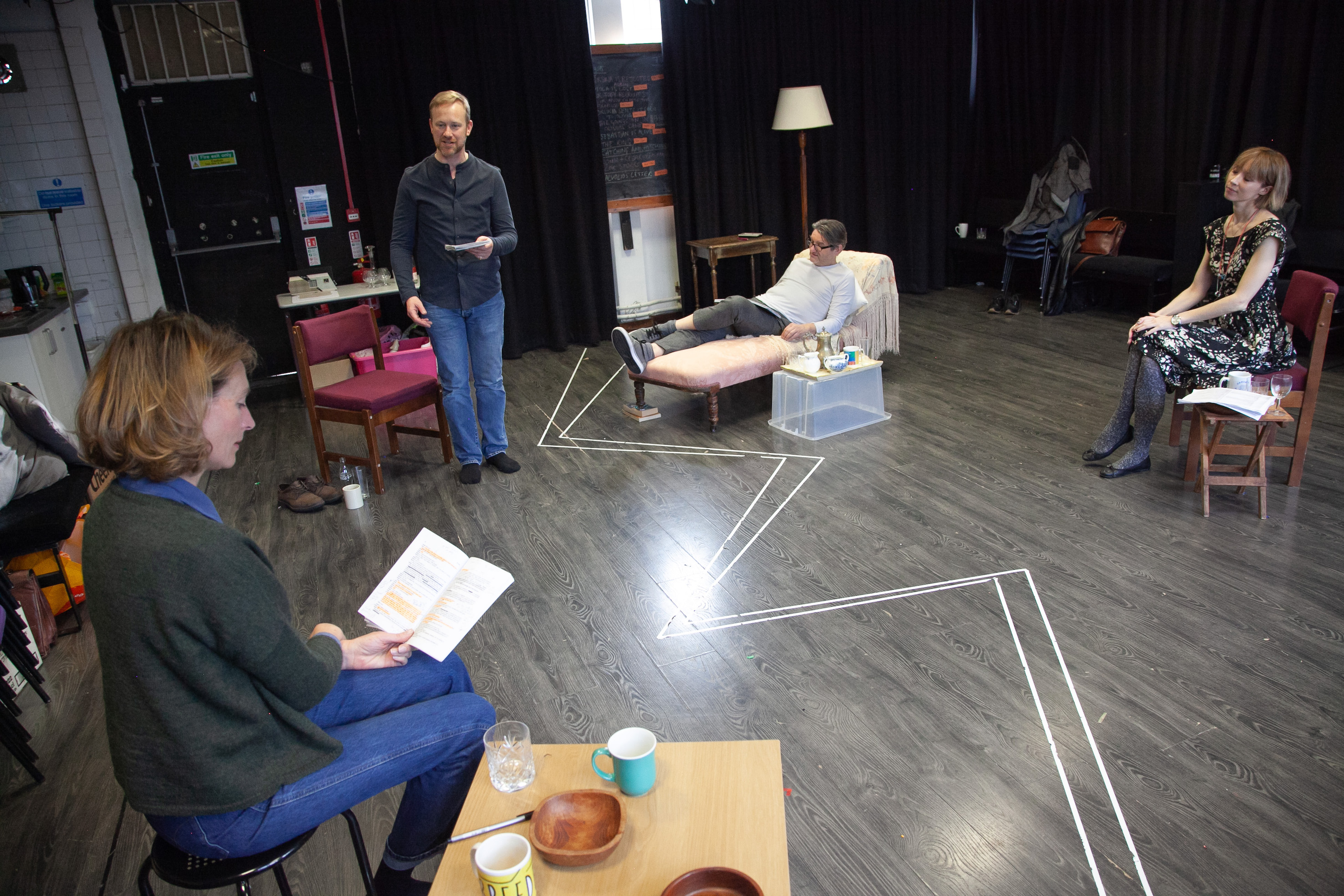 How reviving Bodies makes theatre magic
