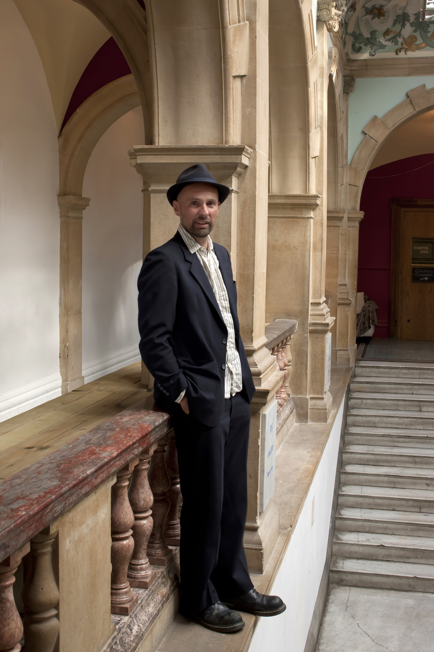 Jubb stands down at Battersea Arts Centre