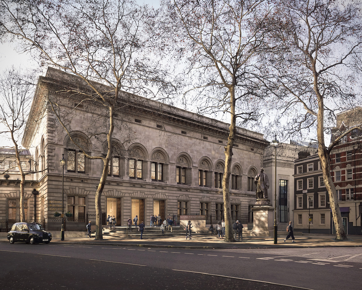 NPG uncovers £35.5m remake