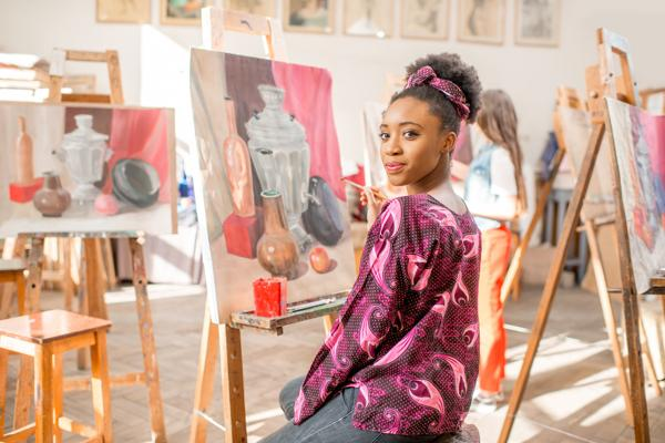 Creative students on the rise