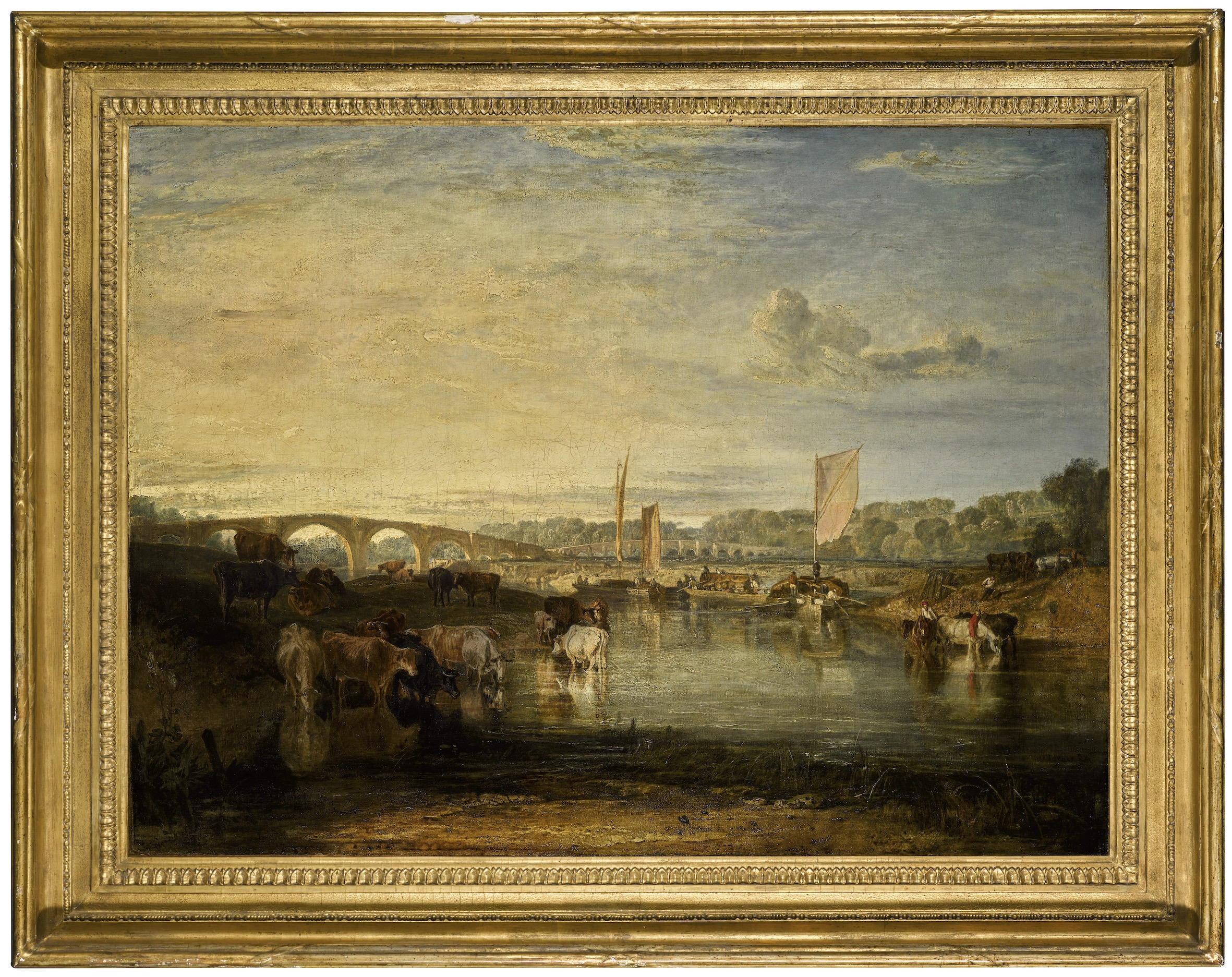 Bid to save Turner's Thames view