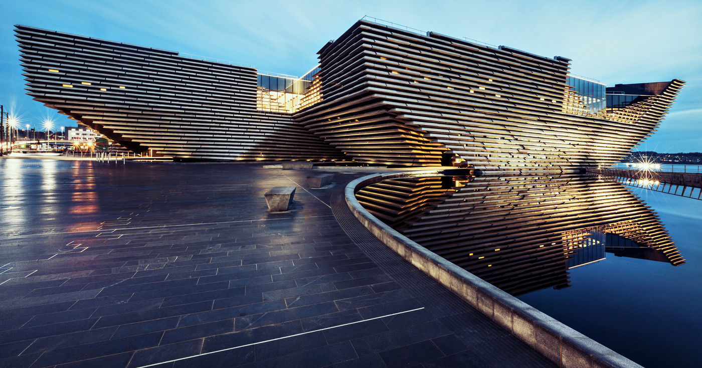 V&A's Dundee effect is working