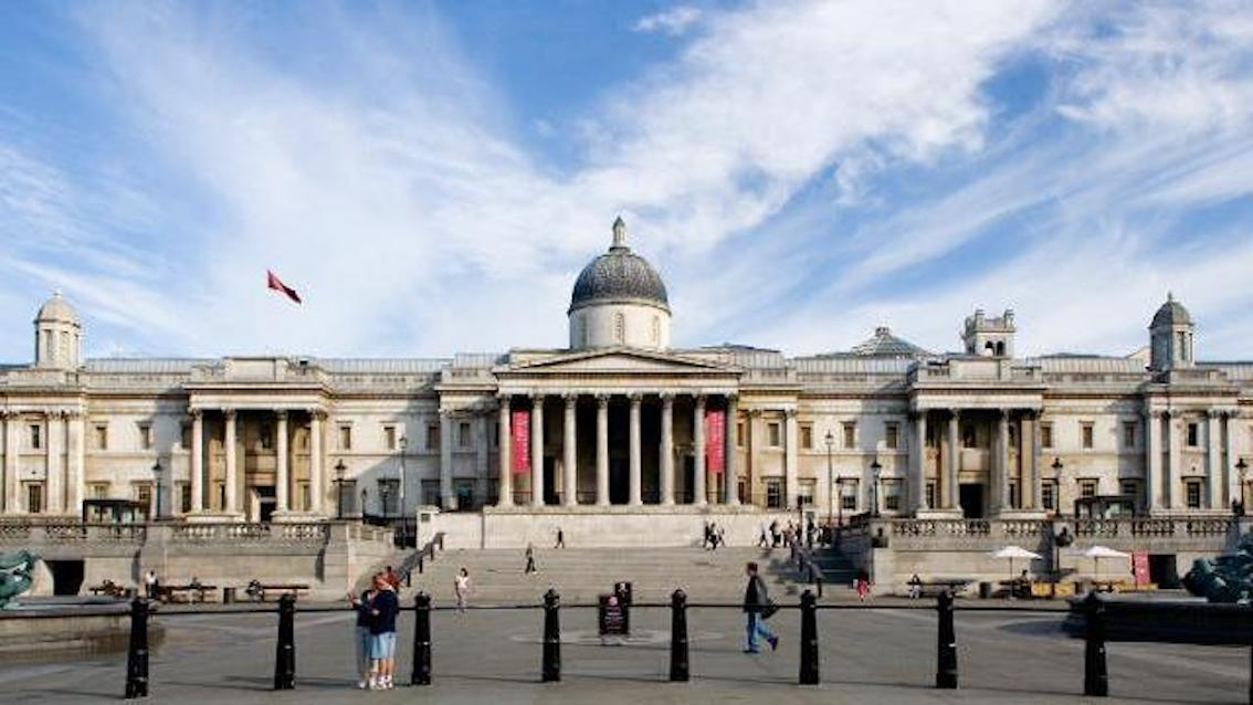 Shell turns back on National Gallery