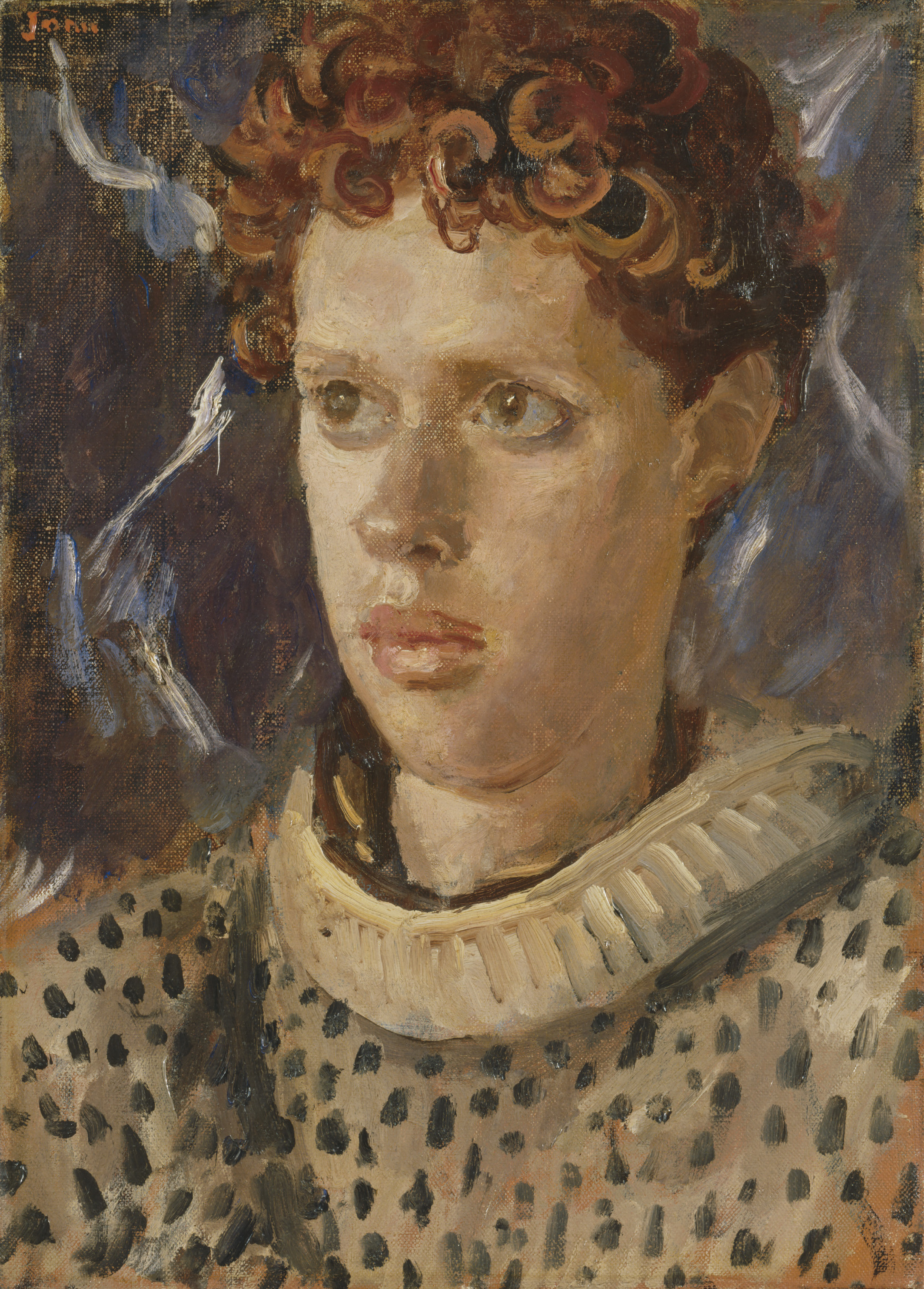 NPG acquires John's Dylan Thomas portrait – for Wales