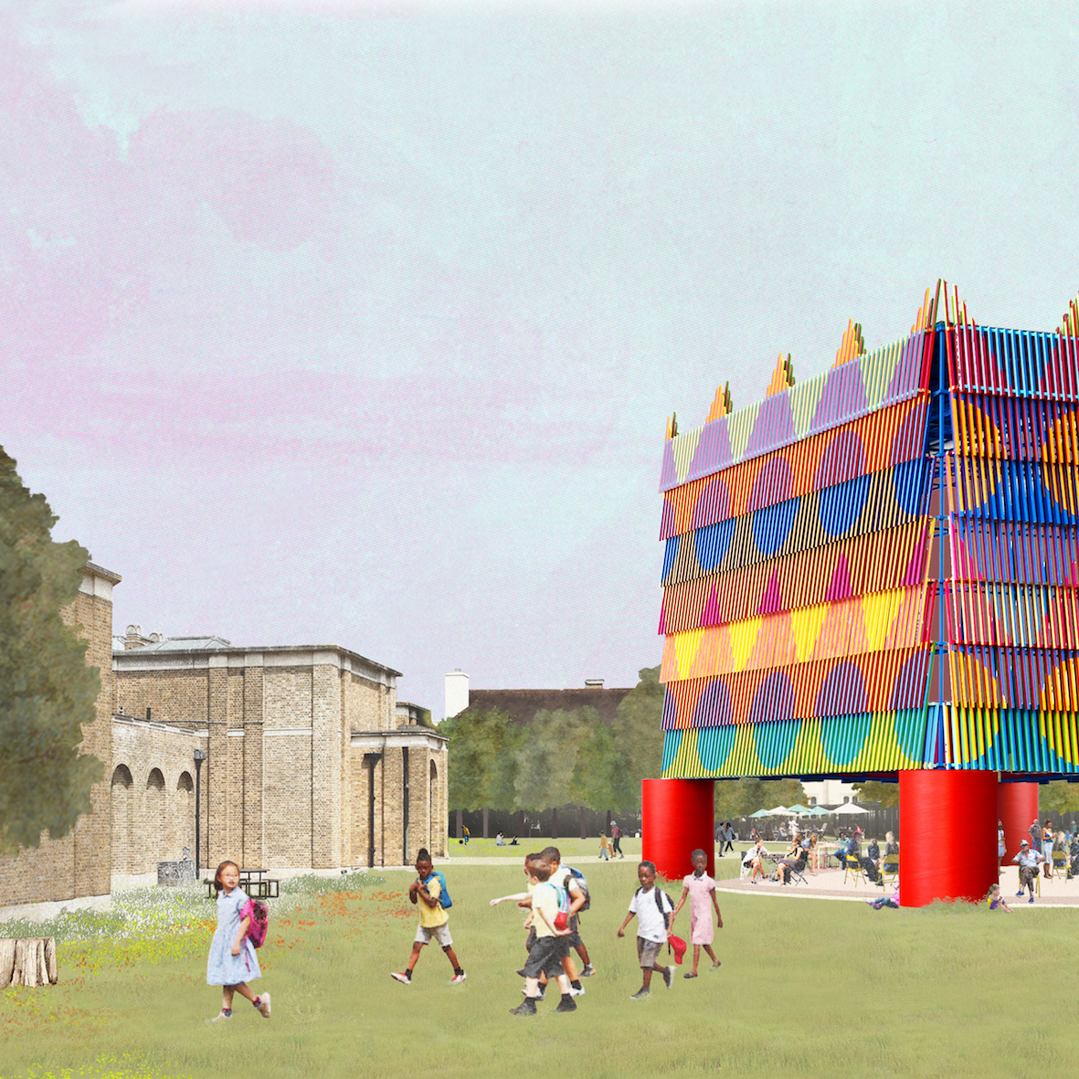 Dulwich to get a Colour Palace