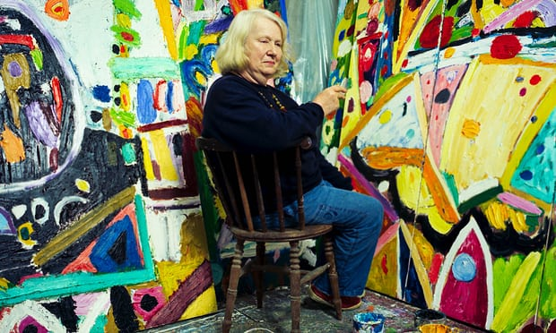 Gillian Ayres dies at 88