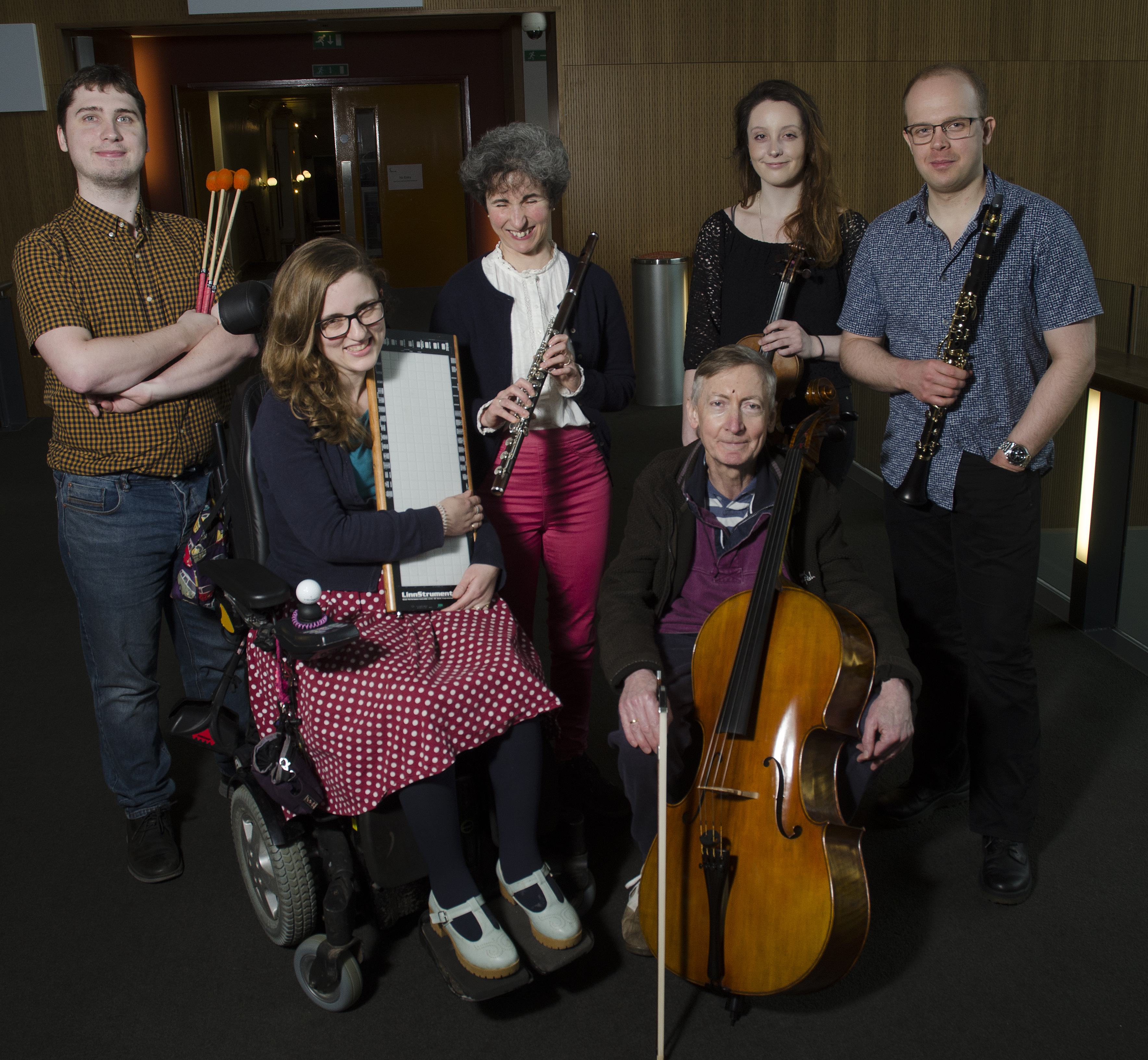Proms showcase for disabled ensemble