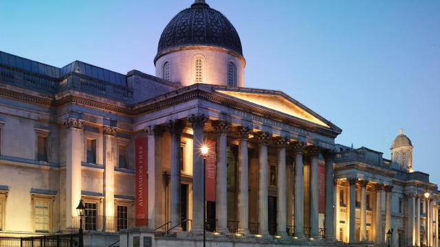 National Gallery visitor figures slump