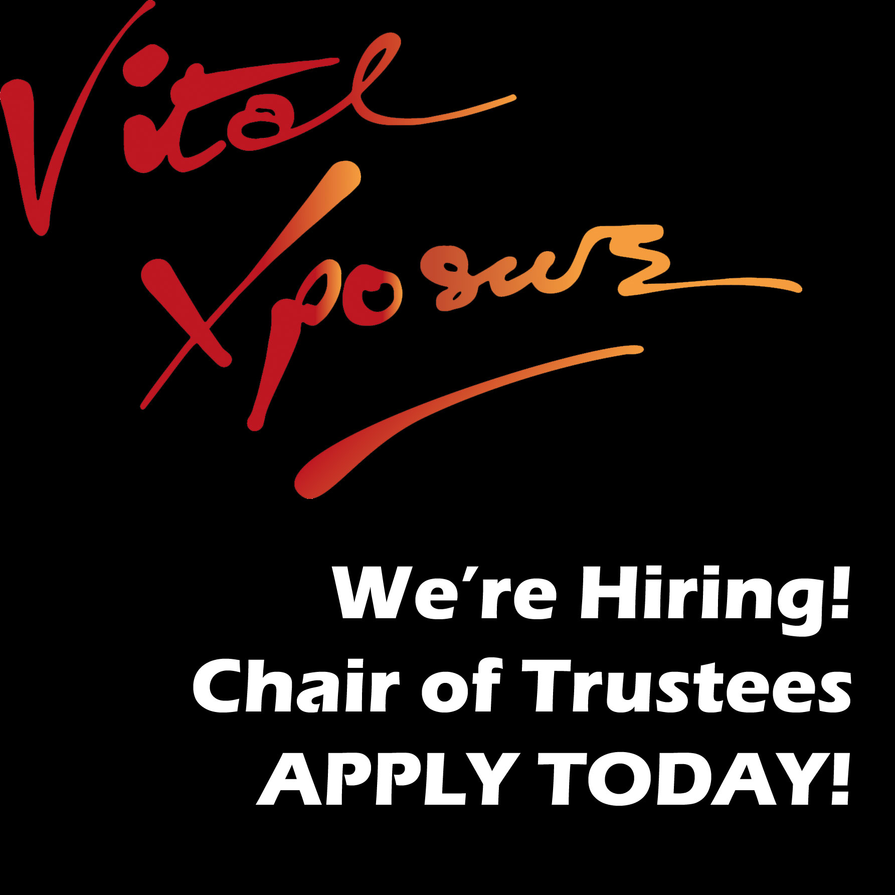 Vital Xposure Chair of Trustees